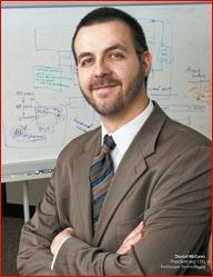 Daniel McCann (Photo Credit: Saskatchewan Business Journal)