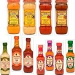 Original peri-peri sauces