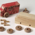 Made By Me Wooden Toy Kits