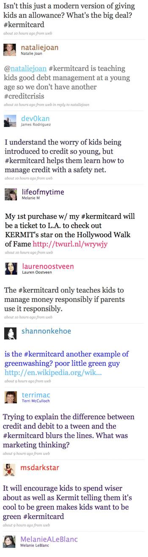 Twitter #kermitcard