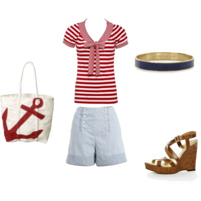 What to Wear on a Tall Ship 3