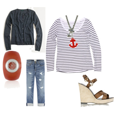 What to Wear on a Tall Ship 2