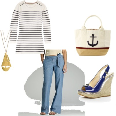 What to Wear on a Tall Ship 5