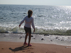 Broad Cove Beach