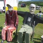 Joe's Scarecrows, near Cheticamp