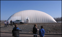 The Gary Martin Dome Arena