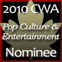 2010 Canadian Weblog Awards Nominee
