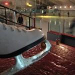 Skating at Centennial Arena