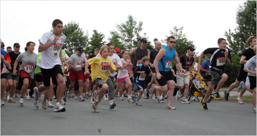 The Third Annual Bedford 5k to Beat Lung Cancer took place at the Bedford Waterfront on Sunday. More than 200 runners and walkers of all ages took part. (To see photos, click on thumbnails below).
