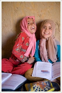 Educate a Girl, save the world!