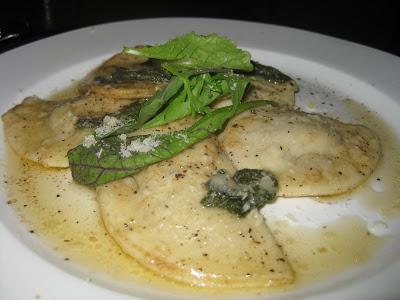 Mamma Mano! Decadent dishes at Ristorante A Mano!