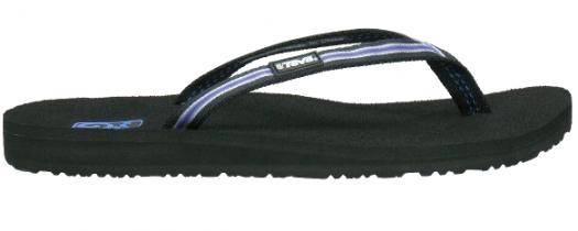natural mommie travel pick: teva sandals