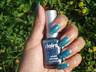 NOTD: Claire's Bright Skies