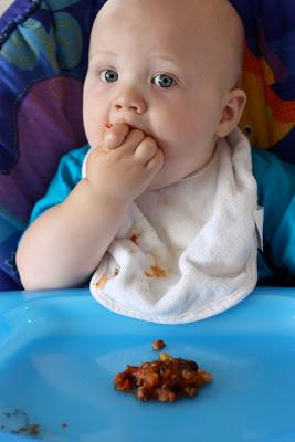 Baby/Toddler Food