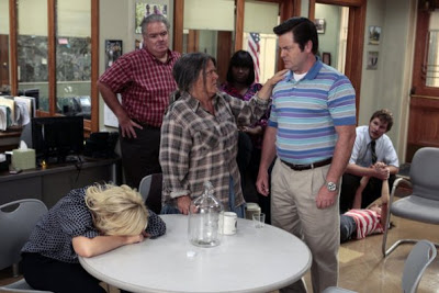 Parks and Recreation: Tammy Cubed