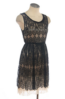 La Quaintrelle Lace Dress