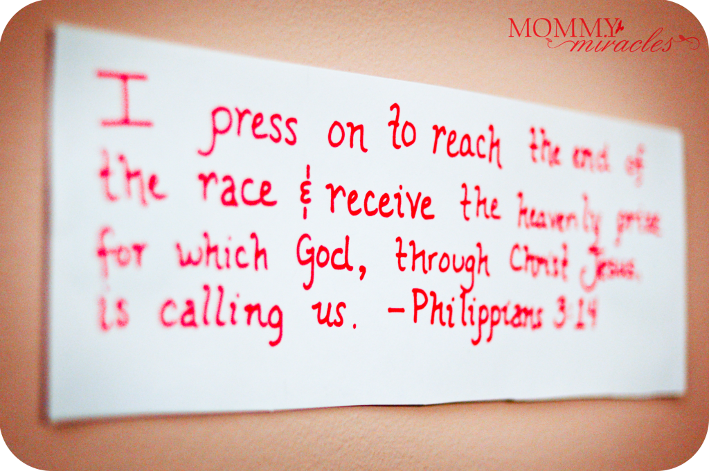 Running the Race – #ThinnerThursday