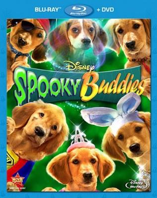 disney's spooky buddies released tomorrow! september 20th