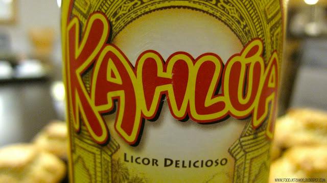 Citrus, Coconut Kahlua Muffins