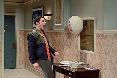 The Big Bang Theory: Trick, or Treat?