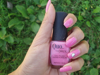 NOTD: Quo by Orly Cotton Candy
