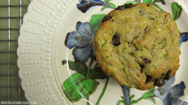 Alvaro's Zucchini Muffins
