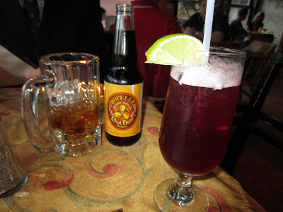 My Big Day Downtown: Dinner at the Wooden Monkey