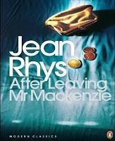 Staff Picks - After Leaving Mr Mackenzie by Jean Rhys