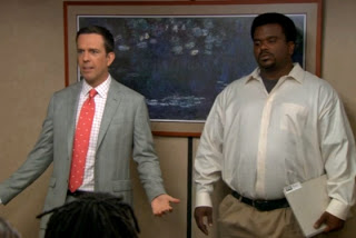 The Office: Tough Break