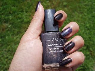 NOTD: Avon Golden Twilight