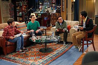 The Big Bang Theory: Falling on Deaf Ears