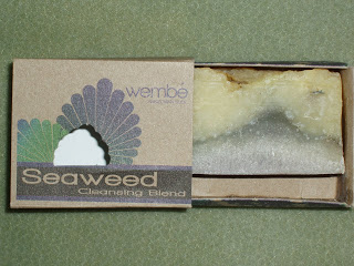 Wembe soap review