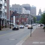 Lower Water Street in Halifax