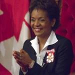 Governour-General Michaelle Jean