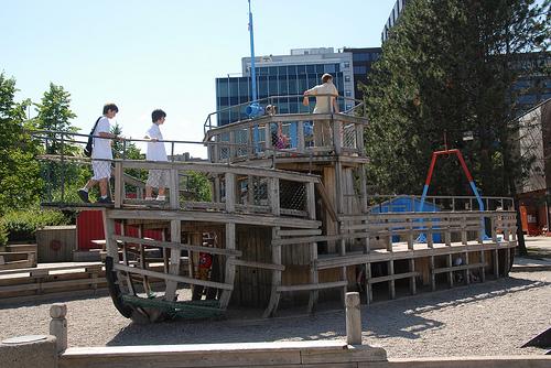 DSC_6649 Ship Playground Structure
