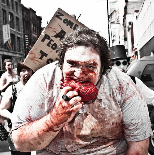 Halifax Zombie Walk, 2011