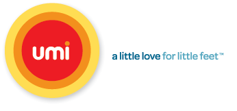 umi: a little love for little feet + giveaway
