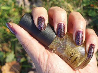 NOTD: China Glaze Golden Enchantment