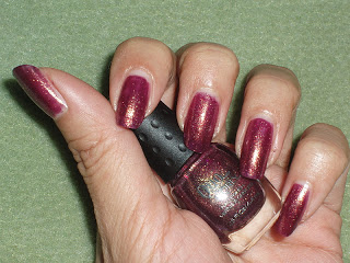 NOTD: Quo by Orly Rock Show