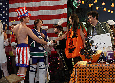 How I Met Your Mother: It's The Slutty Pumpkin, Ted Mosby!