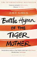 Staff picks – Battle Hymn of the Tiger Mother by Amy Chua