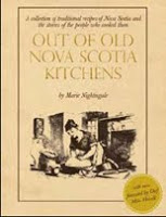 Out of Old Nova Scotia Kitchens and other award winning food books