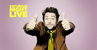 Allison Blogs SNL: Charlie Day