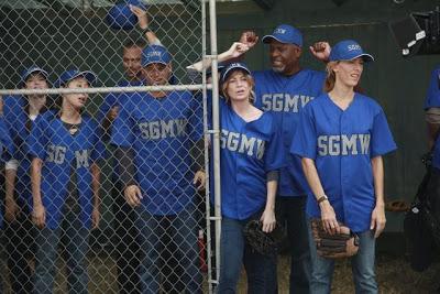 Grey's Anatomy: Play Ball!