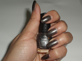 NOTD: Quo by Orly Cold Stone