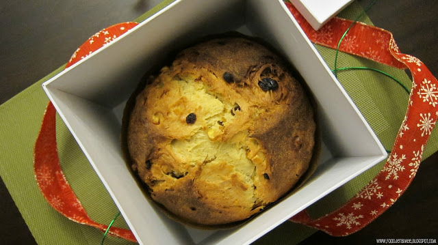 On Panettone, for Paolo
