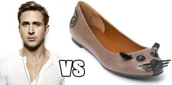 Is Ryan Gosling cuter than…?