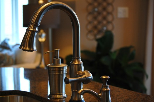 brizo: luxury, eco-friendly faucets | $1000 faucet giveaway