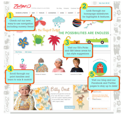 zutano: whimsy, colorful organics for baby toddler | $75 giveaway