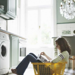 how to wash clothes eco-friendly DIY detergent